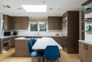 Modern Kitchen - Beverly Hills Remodel