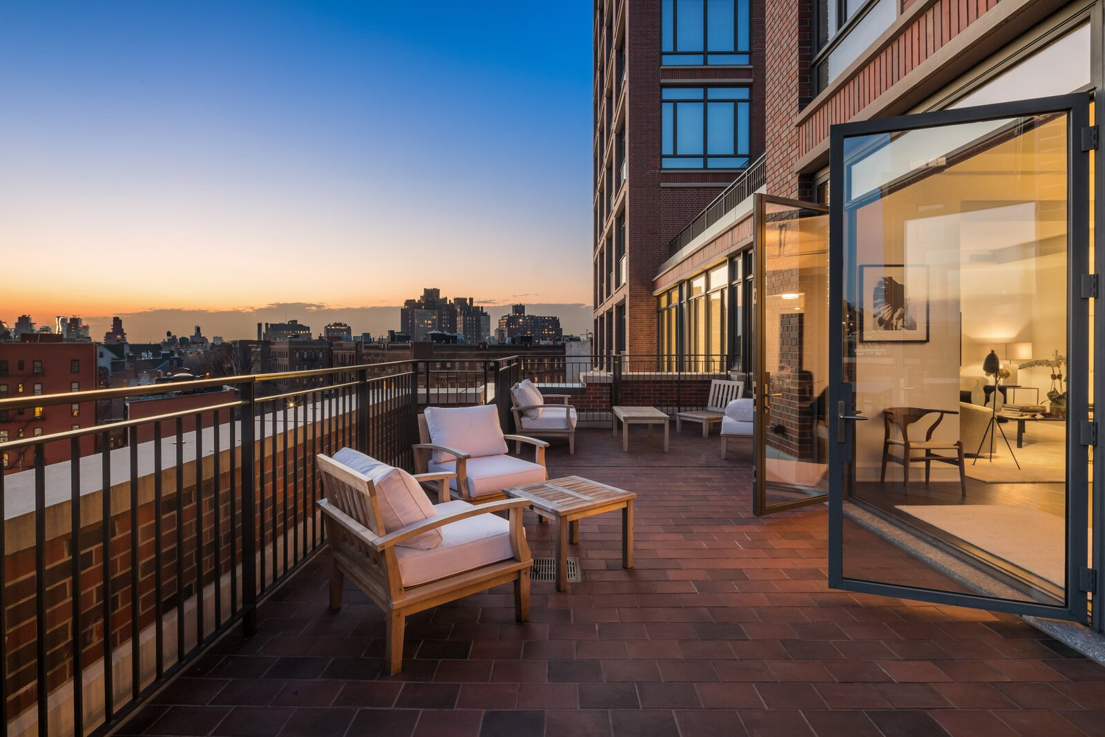 Pristine Penthouse Sells for $16 Million at The Greenwich Lane