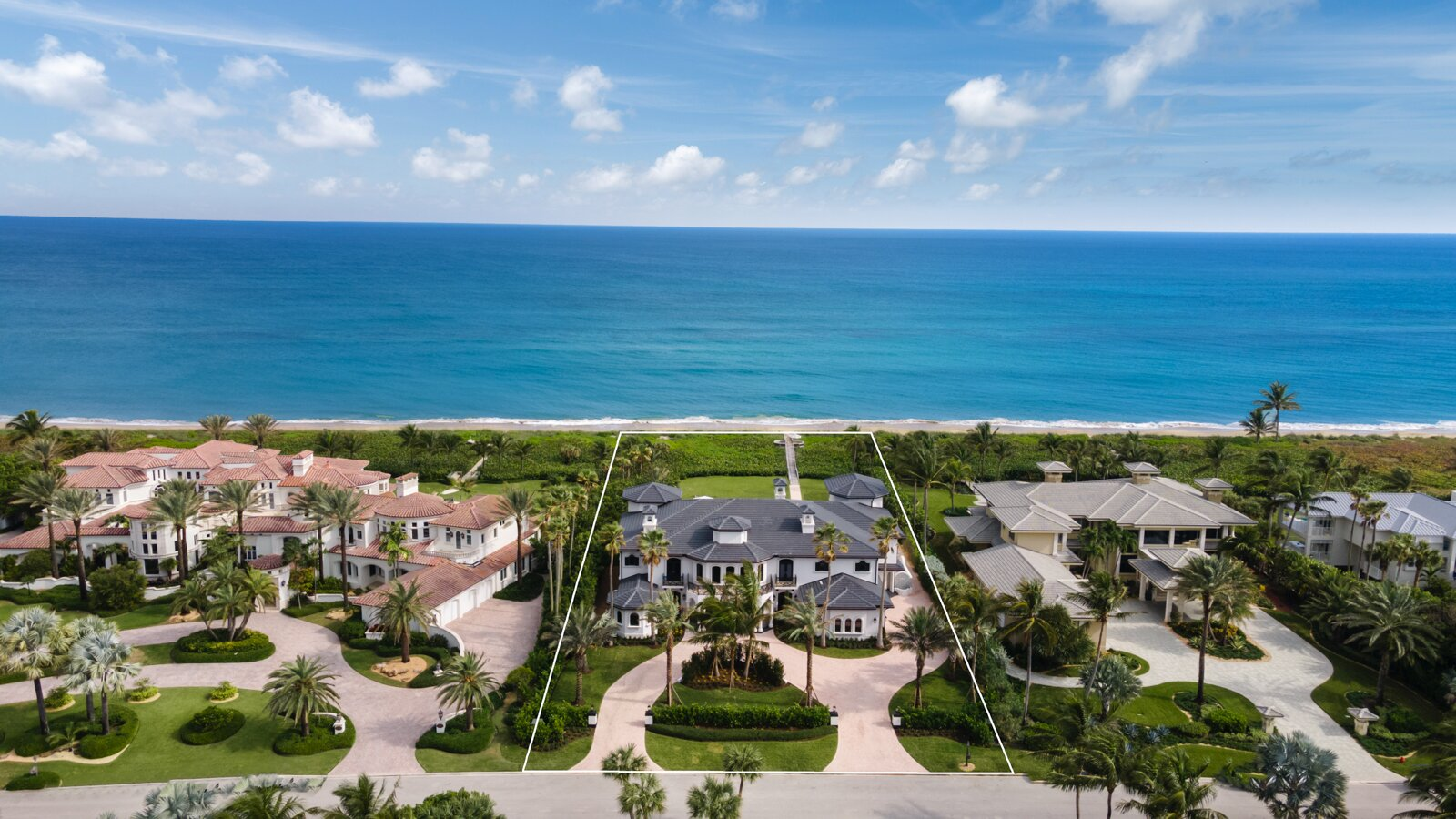Florida Estate with Versace Pool asks $10.95M
