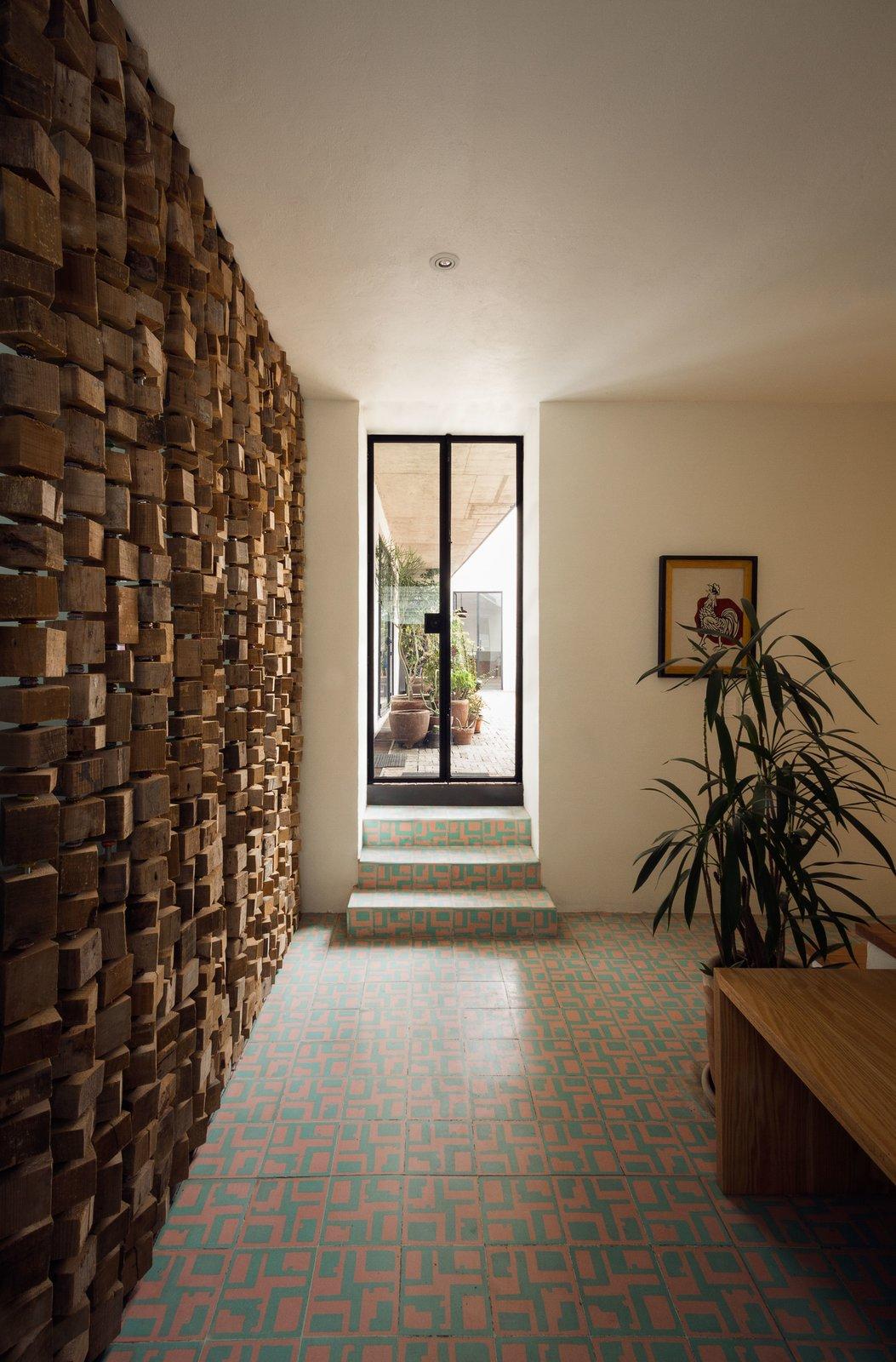 Hallway  Veramendi House