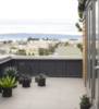 Modern home with Living Room. Photo 9 of Potrero Hill Residence