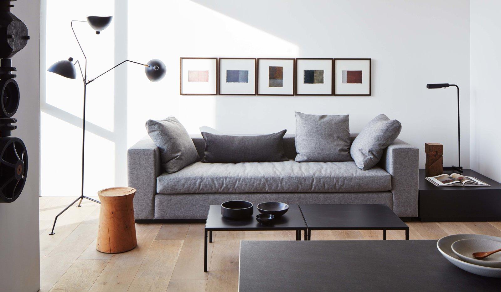 Living Room  MAK Studio Noe Valley Residence