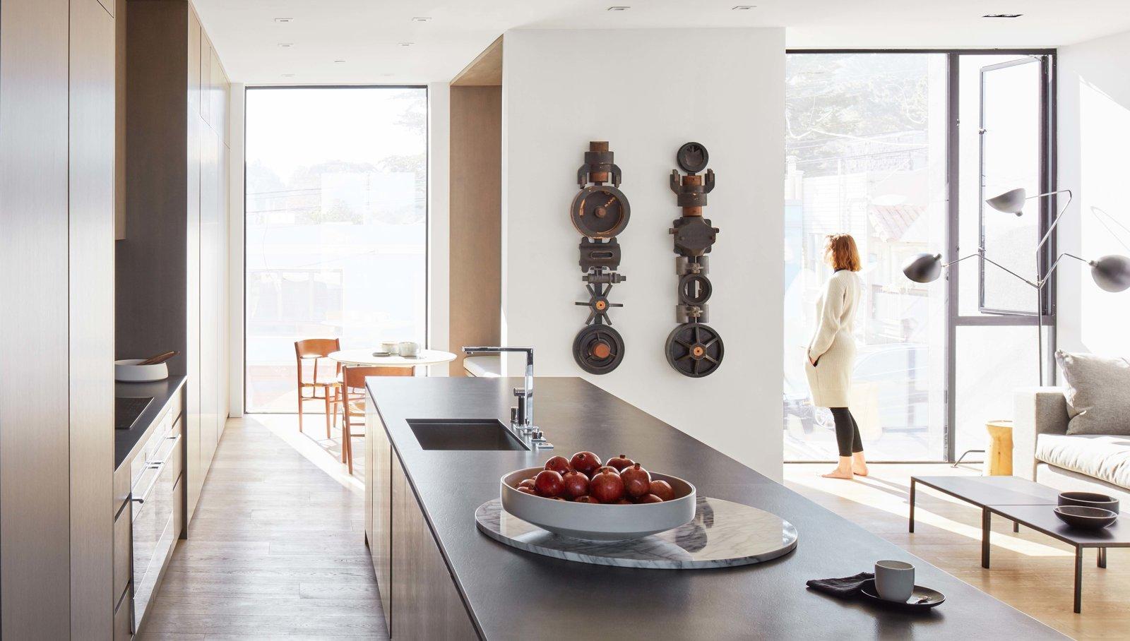 Kitchen  MAK Studio Noe Valley Residence