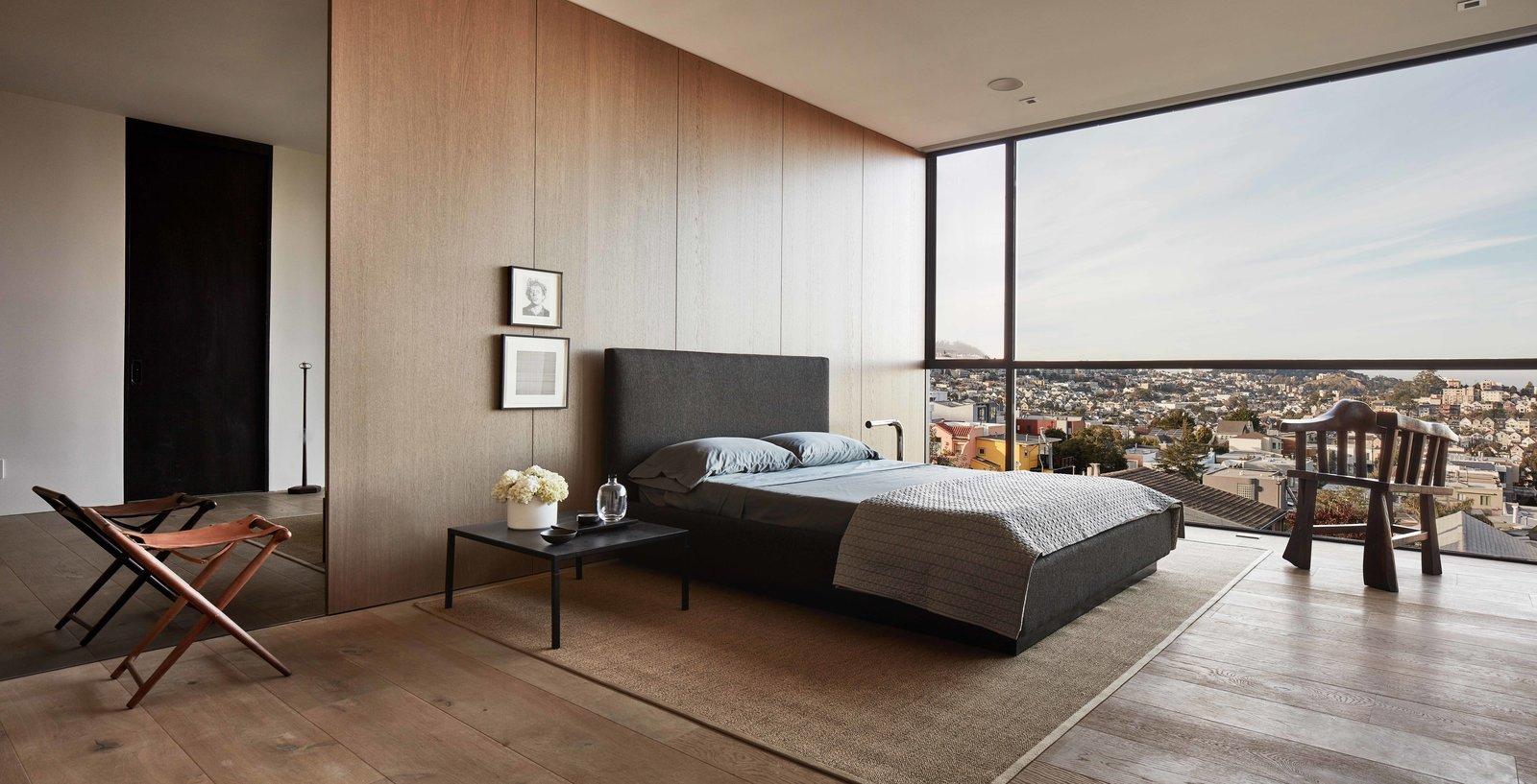 Bedroom  MAK Studio Noe Valley Residence