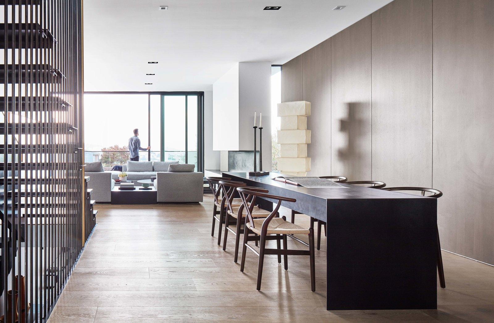 Dining Room  MAK Studio Noe Valley Residence