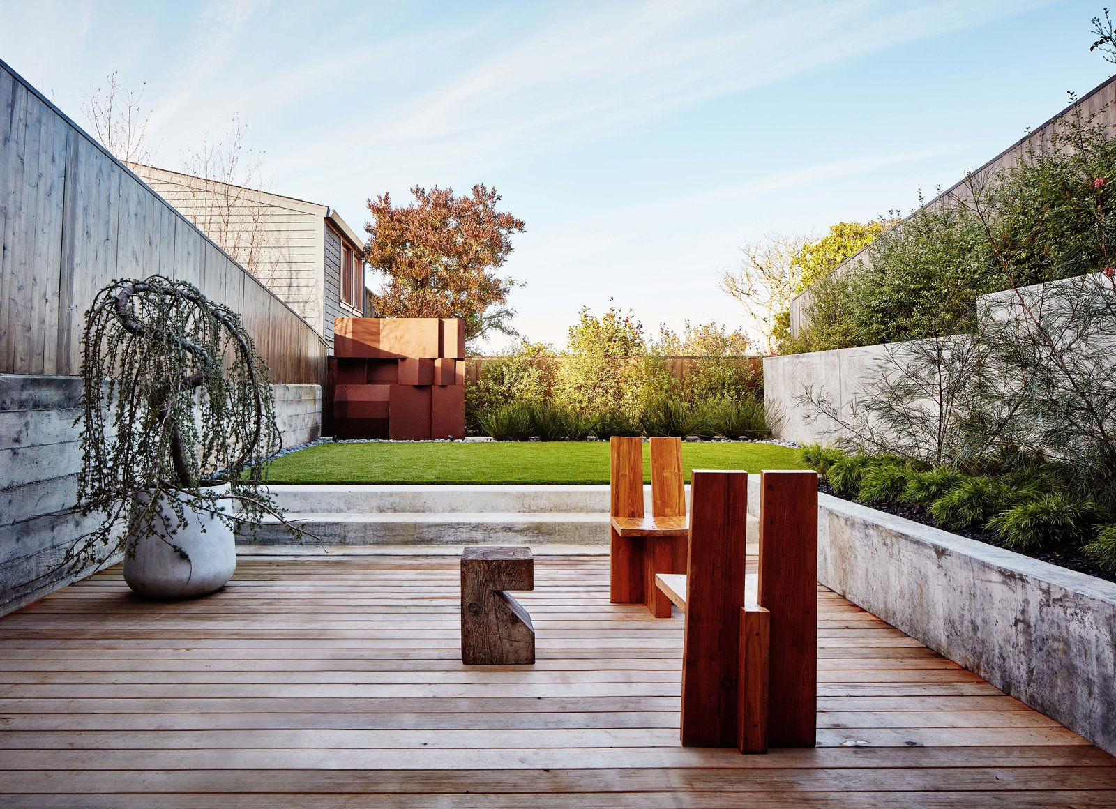 Outdoor  MAK Studio Noe Valley Residence