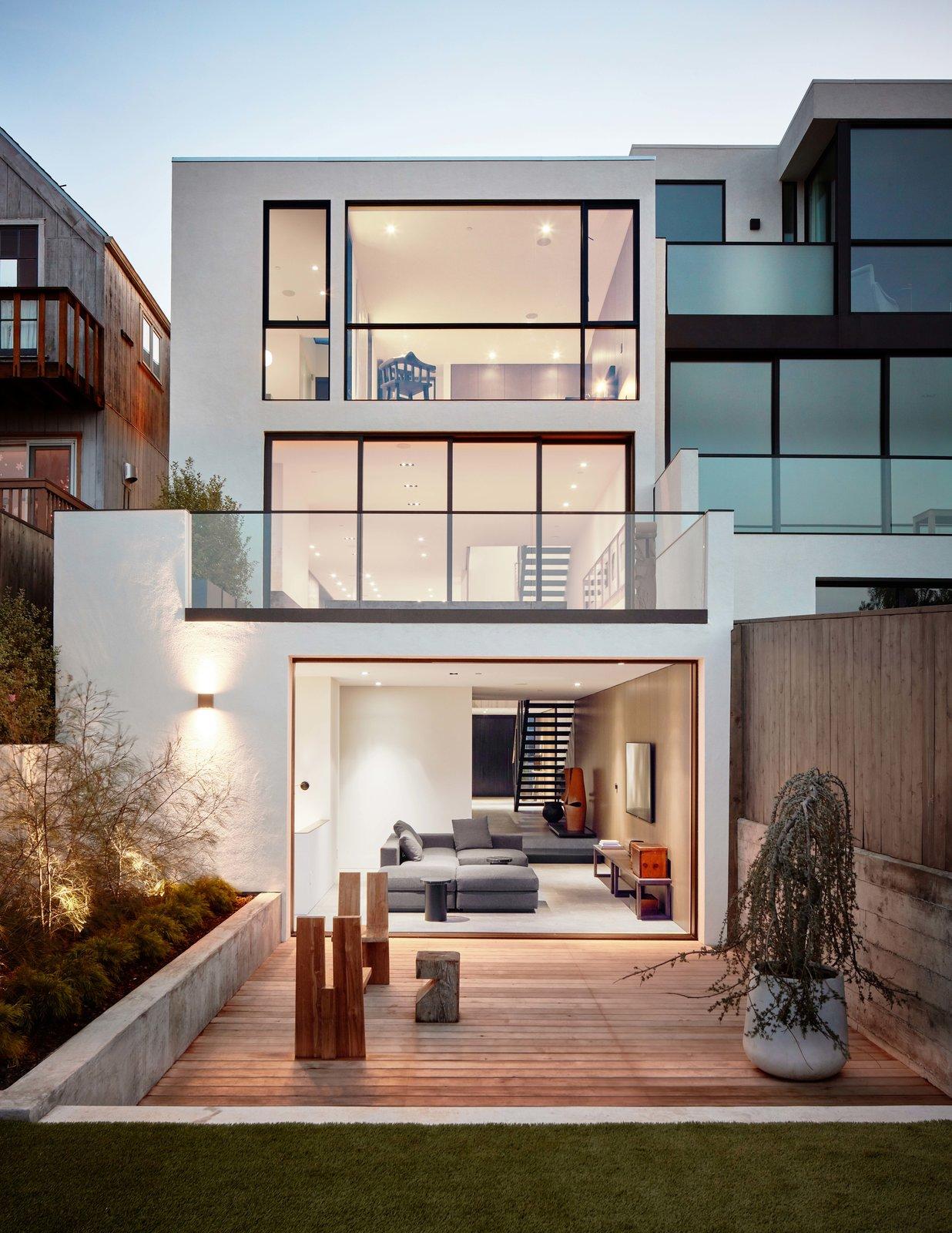 Exterior  MAK Studio Noe Valley Residence
