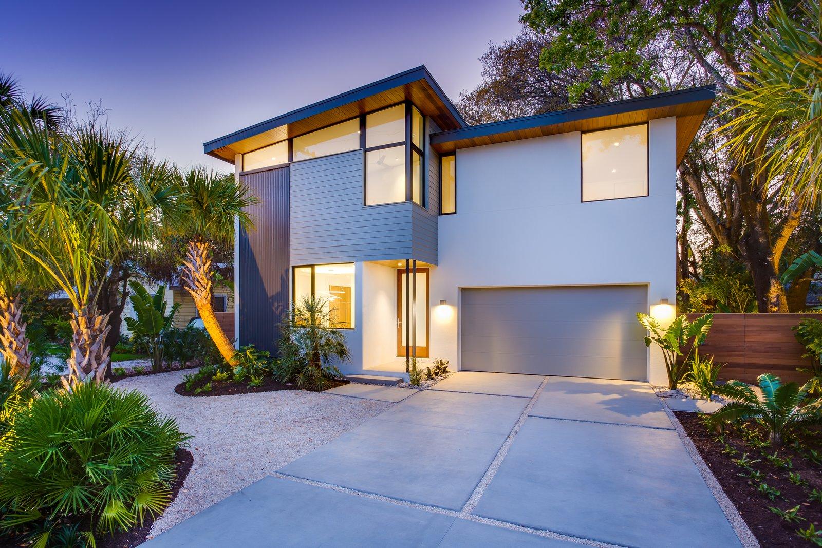 1414 South Osprey Modern Home In Sarasota Florida By