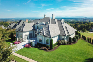 Villa Vista, A Mountain Majesty in Tennessee