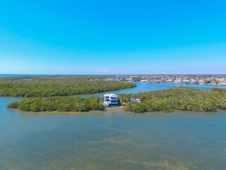 A Rare Chance to Own a Piece of Privacy: A Florida Island Up for Auction