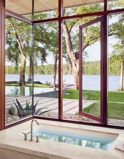 40 Modern Bathtubs That Soak In the View - Photo 31 of 40 -