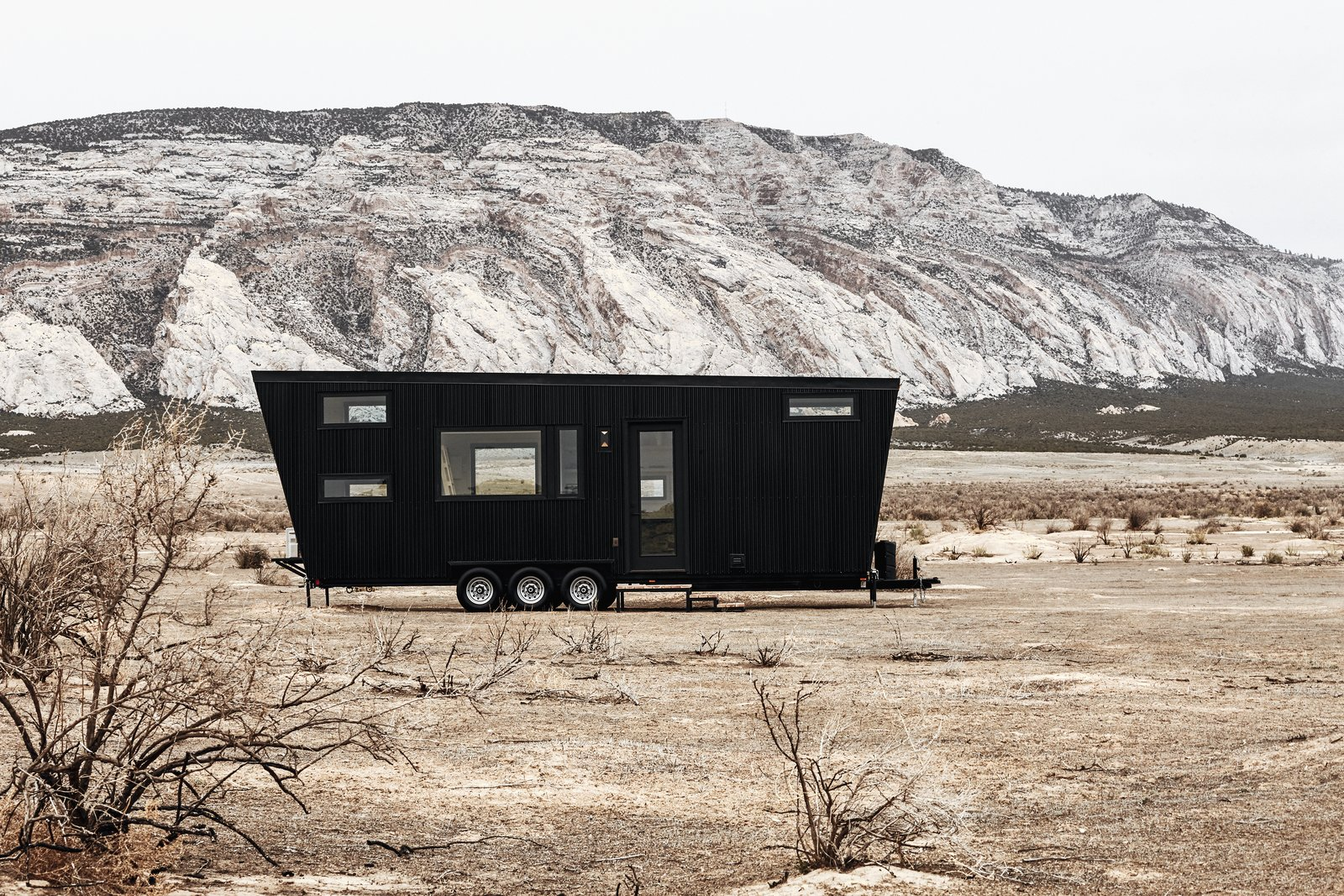 This Sleek Travel Trailer Is Practically a Cabin on Wheels