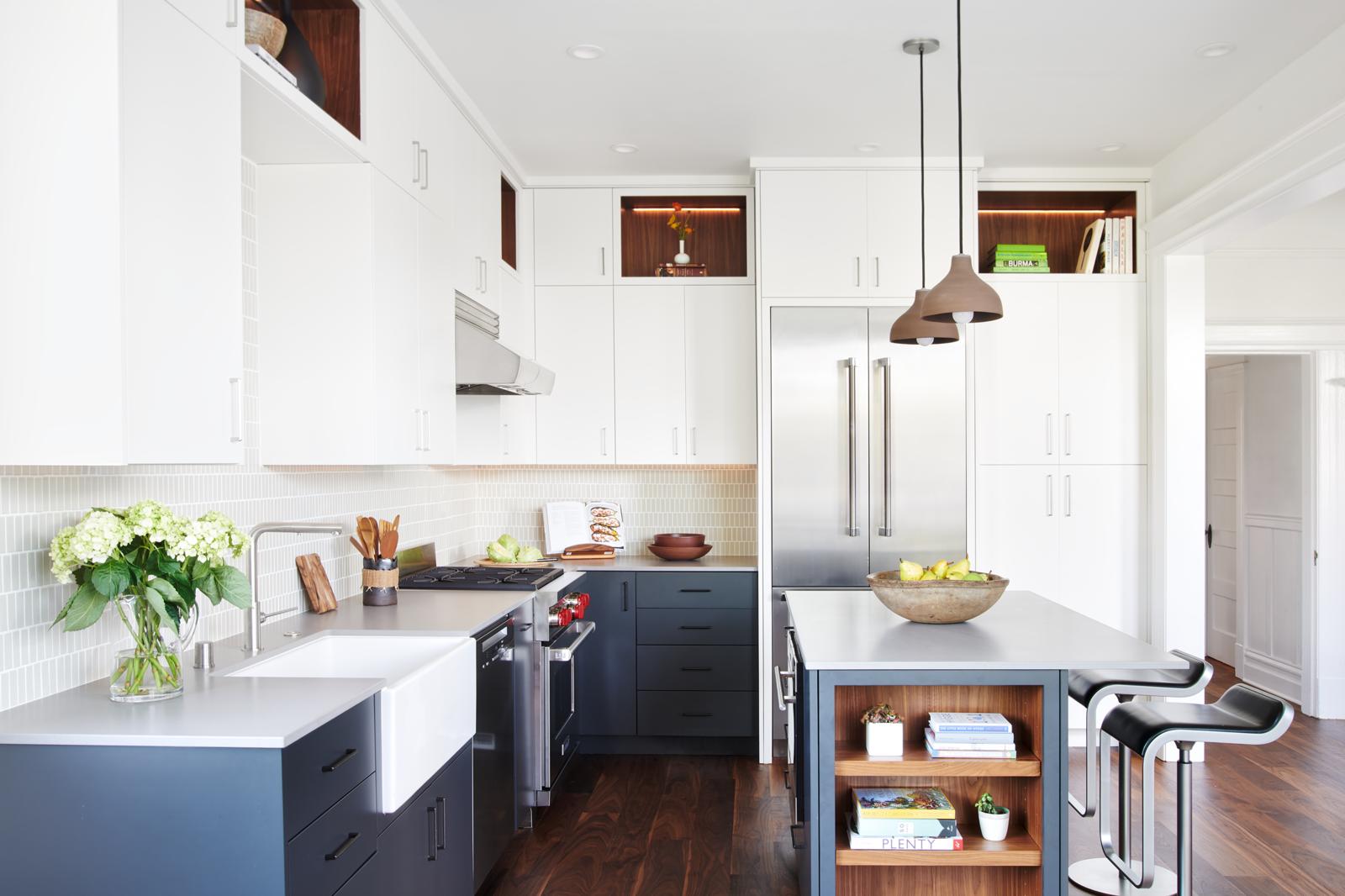 Treat Avenue Kitchen Modern Home in San Francisco, California on Dwell