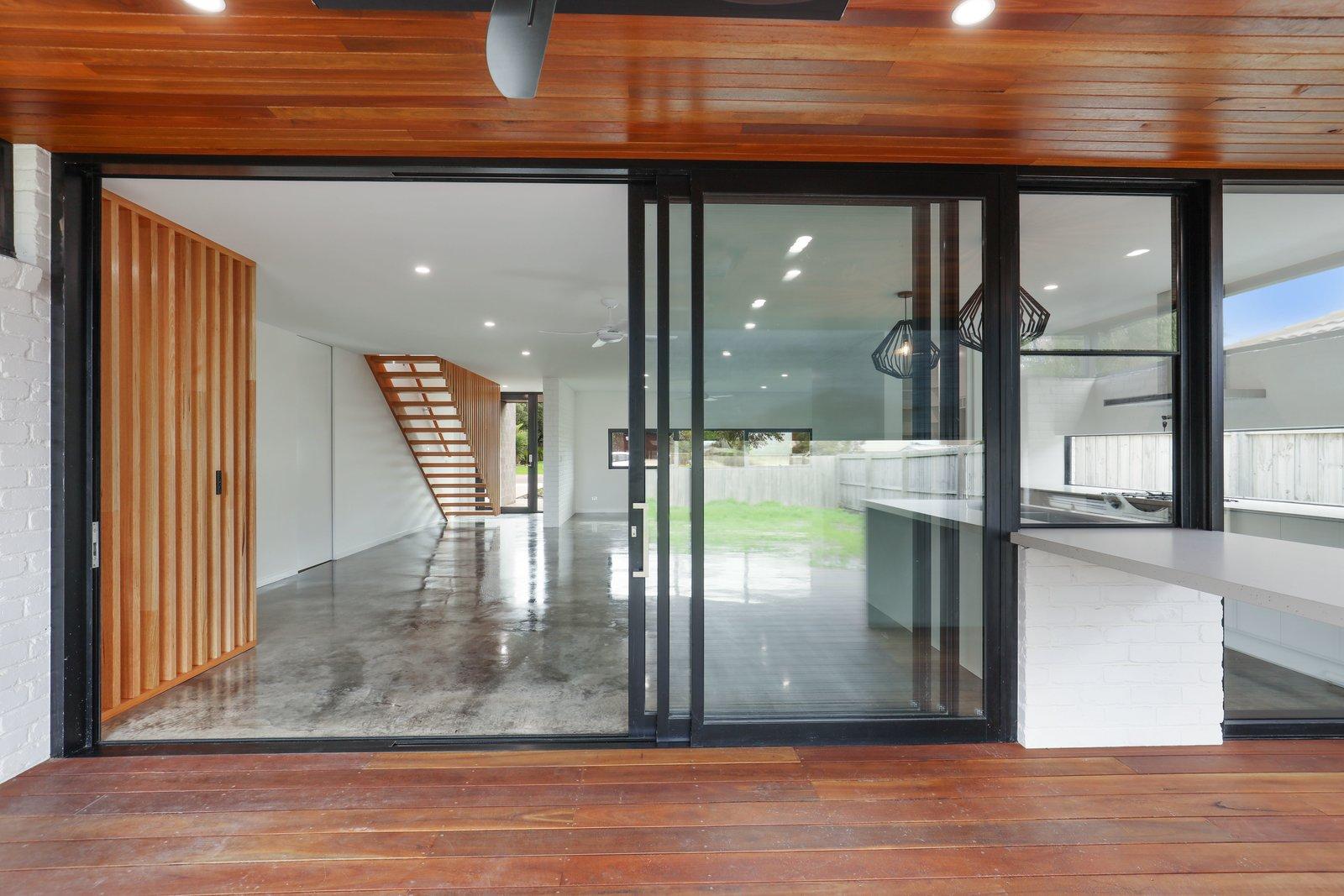 Doors, Exterior, Sliding Door Type, and Metal  Tamara Crecsent by Inverloch 3996