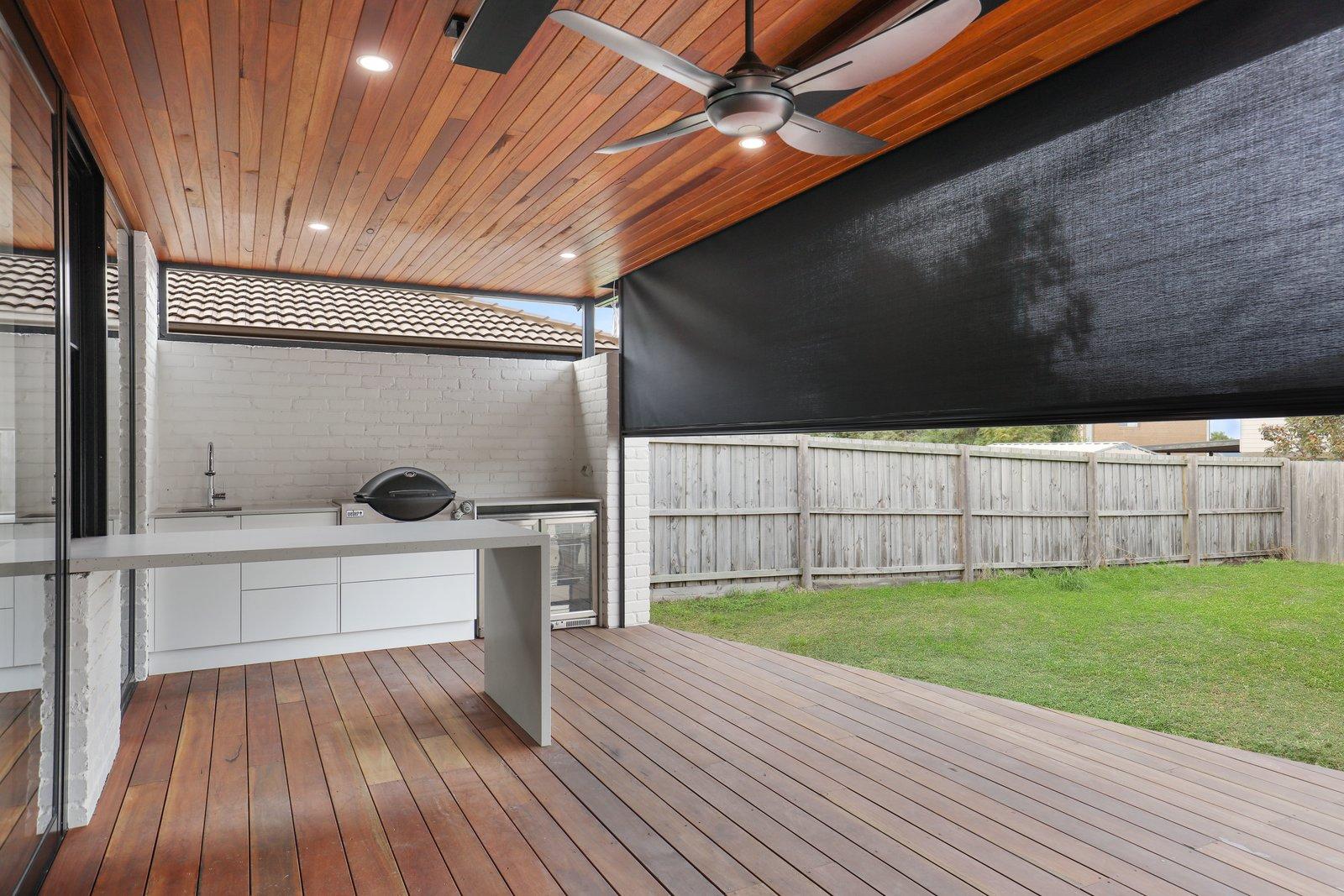 Outdoor, Back Yard, and Decking Patio, Porch, Deck  Tamara Crecsent by Inverloch 3996