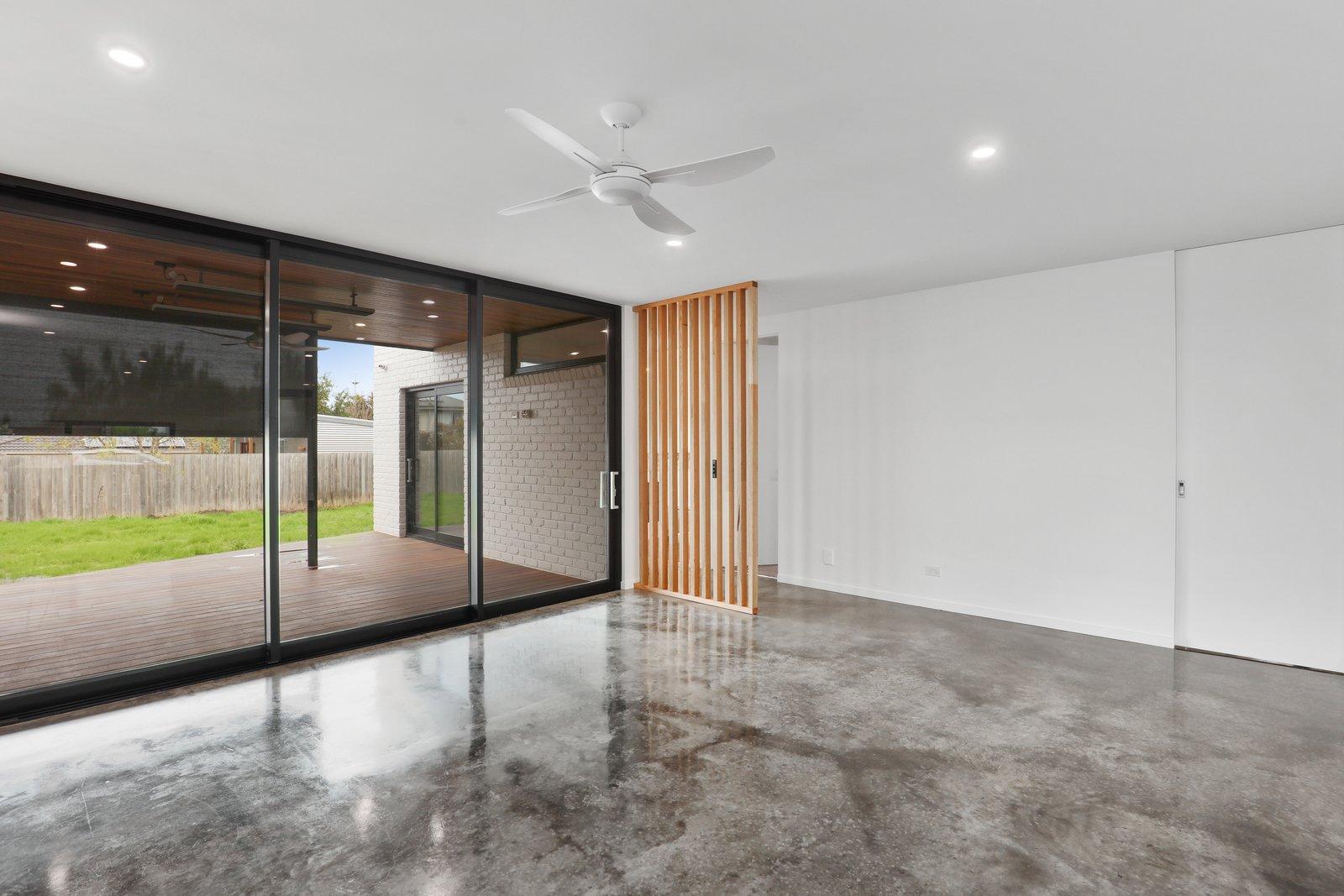 Dining Room, Recessed Lighting, and Concrete Floor  Tamara Crecsent by Inverloch 3996