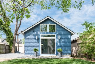 From abandoned garage to Additional Dwelling Unit
