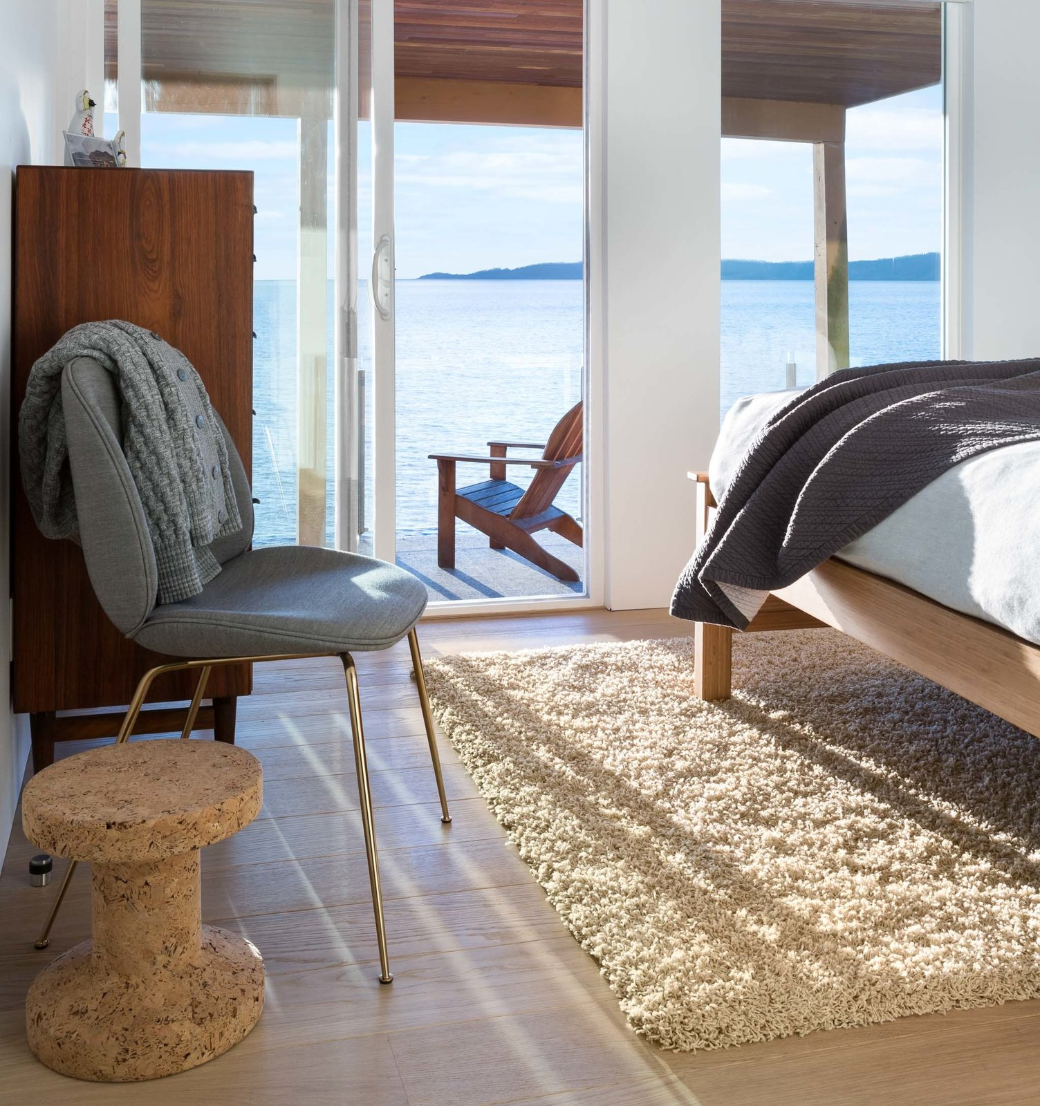 Bedroom  Best Photos from Halfmoon Bay House