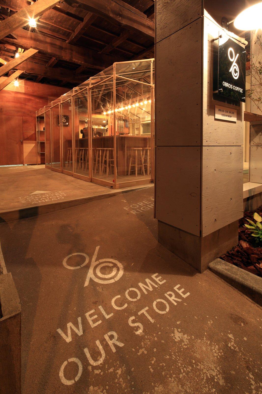 OBROS COFFEE by Life style koubou