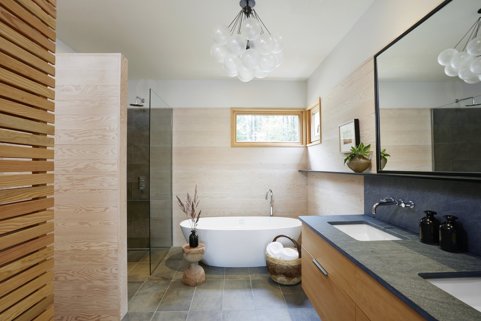 Top 5 homes of the week with blissful bathrooms dwell - Bathroom designs for home ...