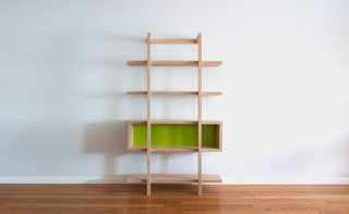 Dwell Made Presents:  DIY Back-Off Shelving System