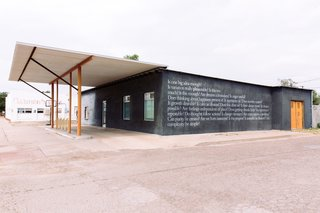 A Former Texaco Station Becomes an Iconic Artistic Compound - Photo 12 of 13 -