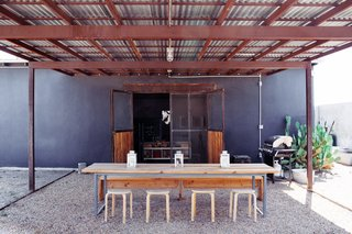 A Former Texaco Station Becomes an Iconic Artistic Compound - Photo 10 of 13 -