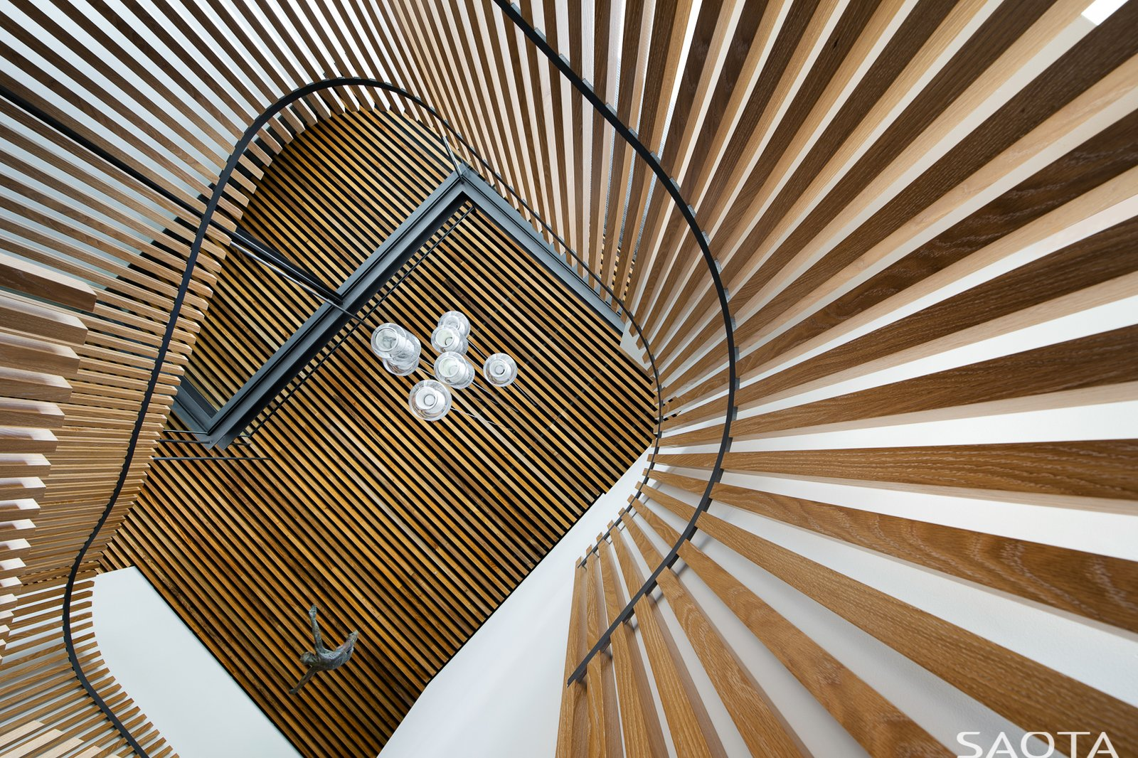 Staircase  Double Bay