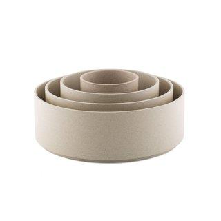 Hasami Porcelain - Tall Bowl - Natural