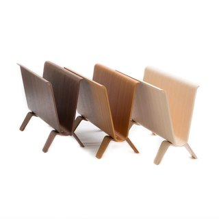 Saito Wood - Magazine Rack