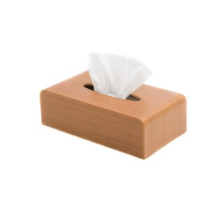Saito Wood - Tissue Box Cover