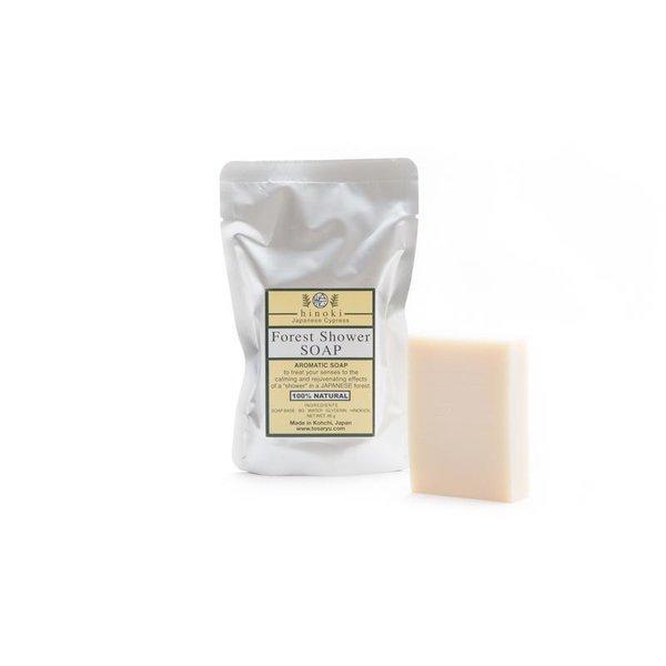 Hinoki Aromatherapy Soap
