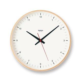 Plywood Clock