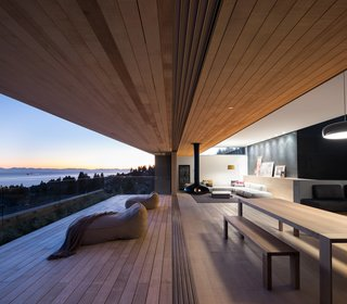 An Australian Family's New Digs in Canada Embraces Sunshine and Socializing - Photo 4 of 11 -