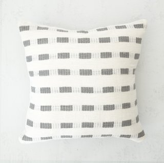 Bolé Road Textiles Bertu Pillow - Pumice