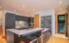 Modern home with Kitchen. Photo 10 of Modern & Minimalist on Lake Wisconsin