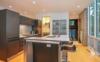Modern home with Kitchen. Photo 9 of Modern & Minimalist on Lake Wisconsin