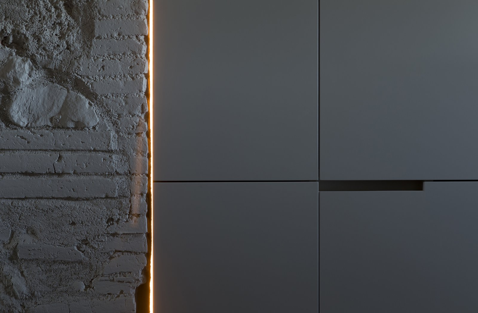 Doors, Swing Door Type, Wood, and Interior  Sant Martí House by Francesc Rifé Studio