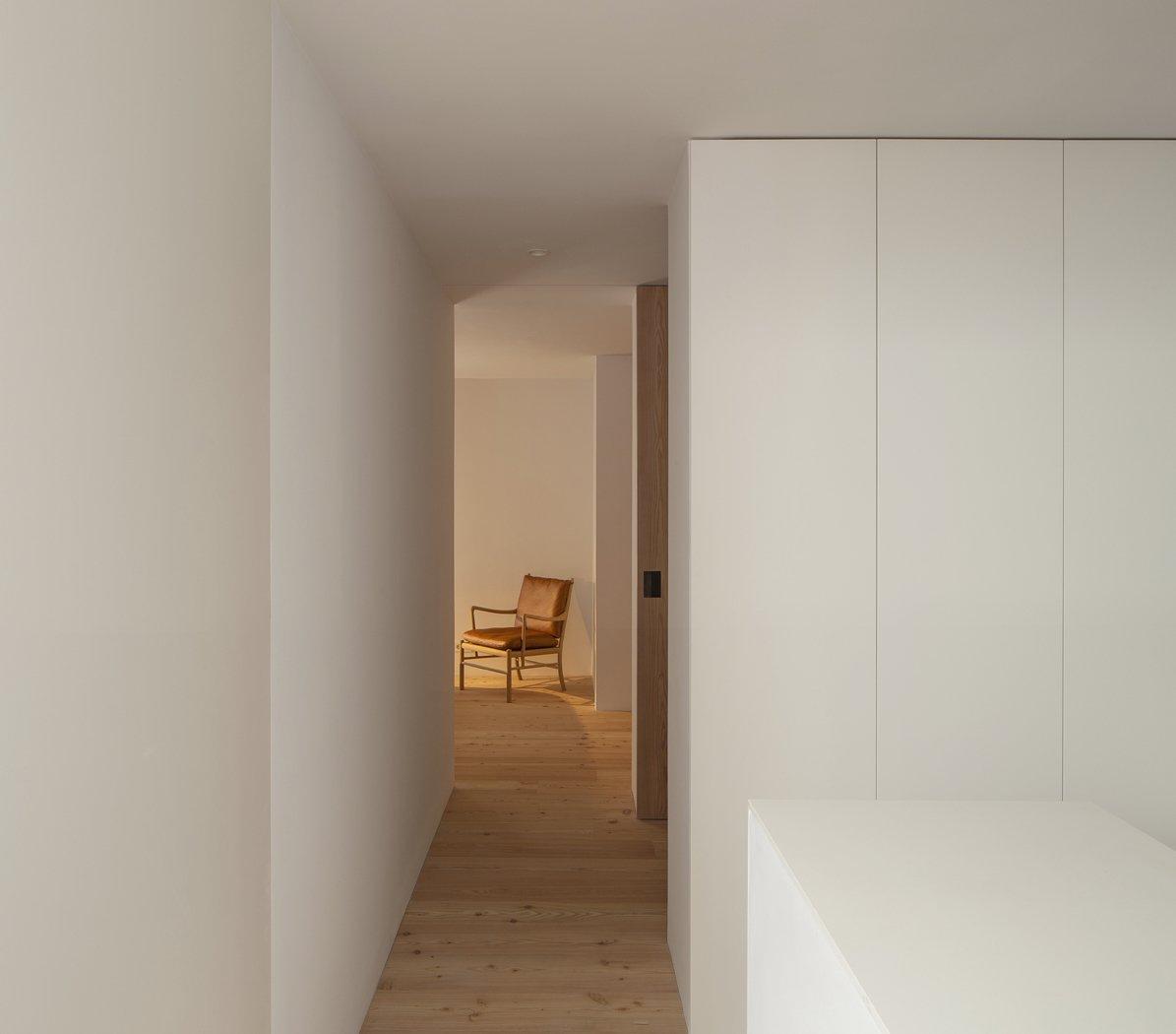 Hallway and Light Hardwood Floor  Photos from Ana Apartment