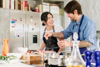 Chef Ludo Lefebvre Powers Up the Perfect Hosting Recipe With Fisher & Paykel