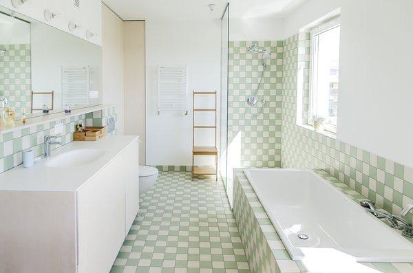 best 60 modern bathroom ceramic tile floors design photos and ideas