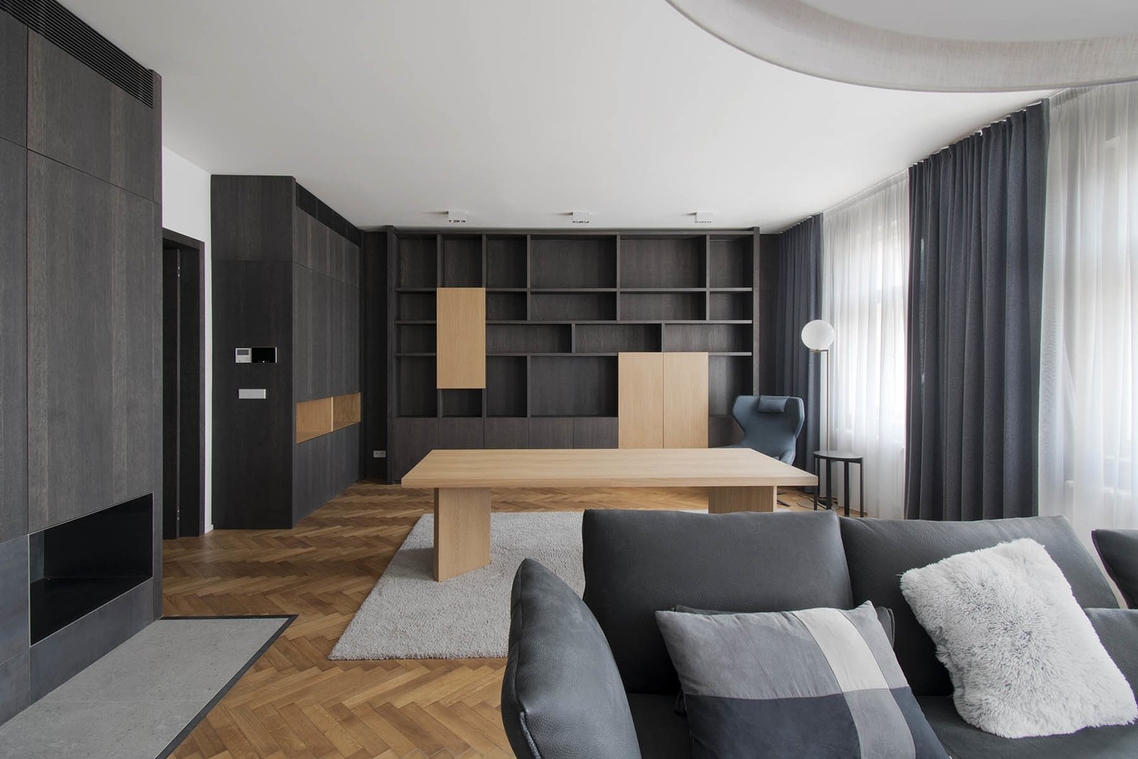 Living Room  Best Photos from Apartment Žitná street  Prague