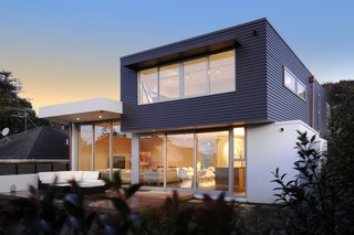 Sustainable House Design - Meadowbank Houses