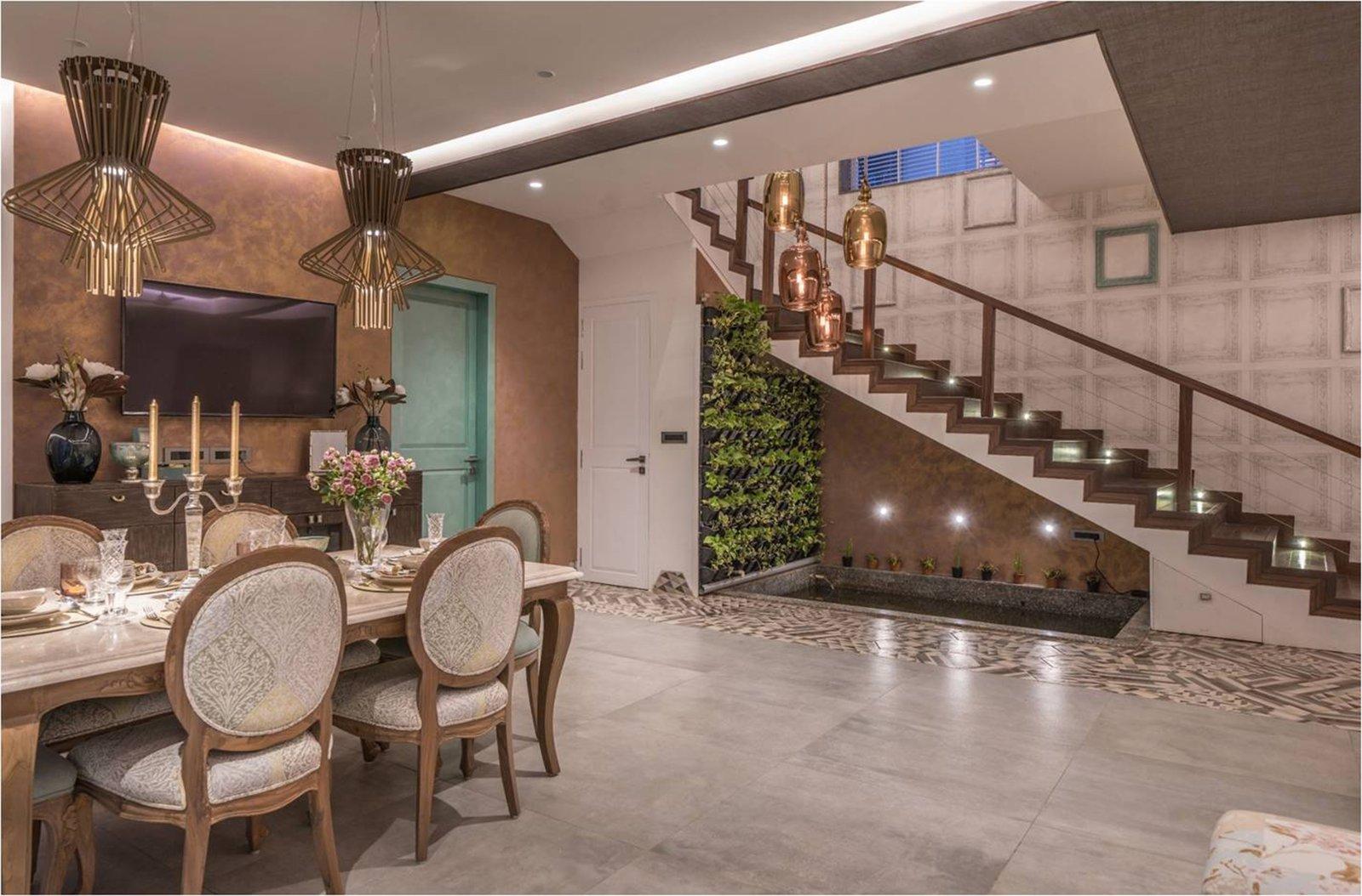 Staircase  Twin Residences by Urban Zen