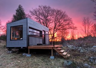These Snug, Off-Grid Cabins in Canada Start at $141 a Night