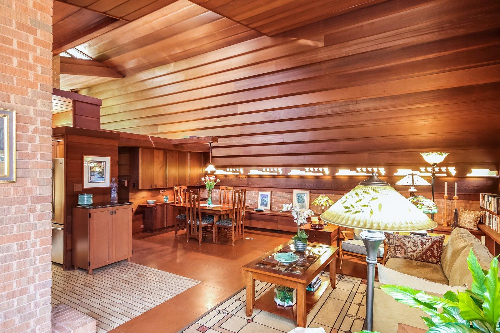 Frank Lloyd Wright's Small Masterpiece: The Haddock House
