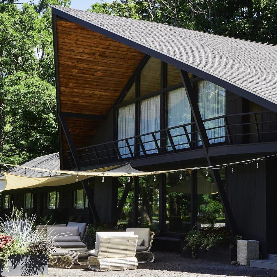 Woodhouse Lodge by Megan Pflug