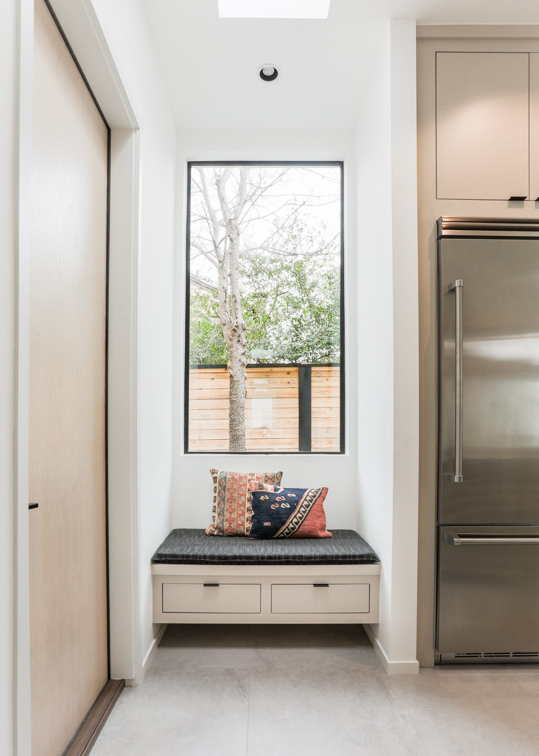 Kitchen and Refrigerator  OKC Modern by Emily  Hart