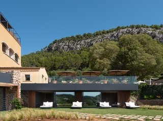 This Mallorcan Hotel Blends Medieval Architecture With Contemporary Luxury