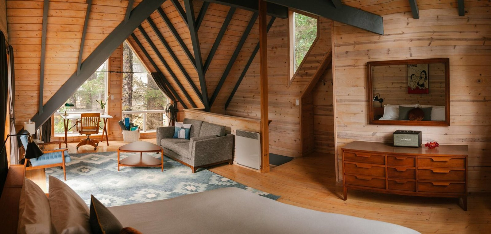 Photo 1 of 18 in 17 Dreamy and Rentable Retreats for a Pacific Northwest Escape
